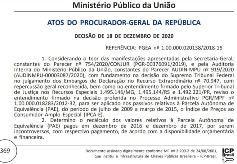 Portal - SindMPU Nacional